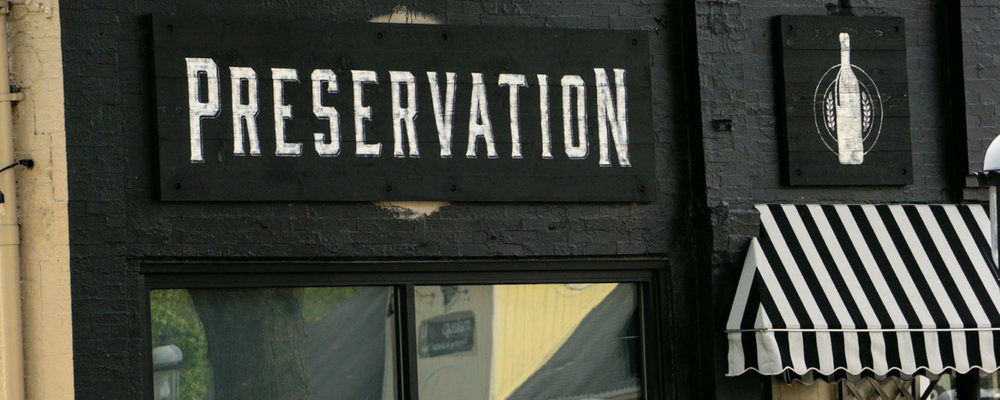 Preservation & Atlas Chicken Shack