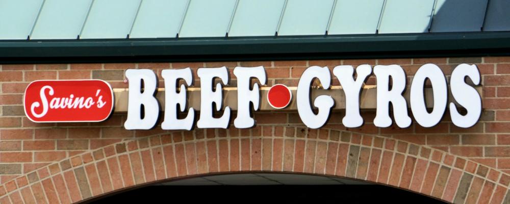 Savinos Beef & Gyros